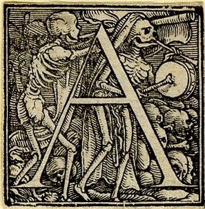 Teach Kids The Alphabet With These Medieval Death Prints