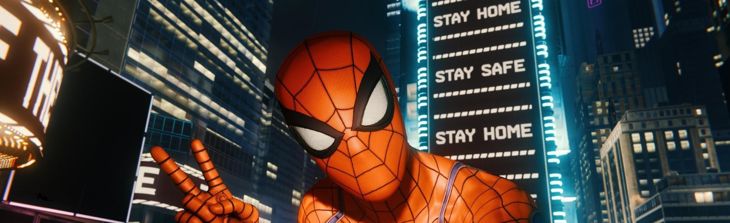 2018's Spider-Man PS4 Game Called All Of This