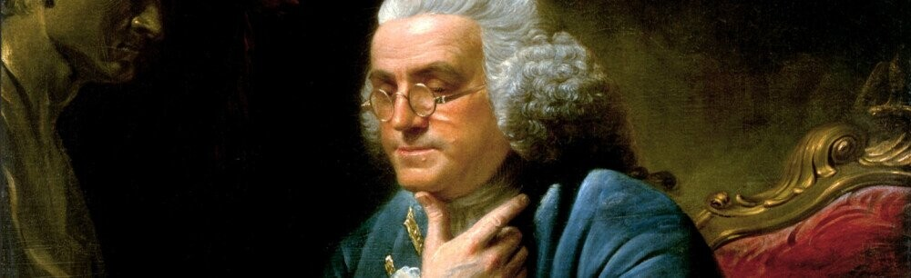 Benjamin Franklin Tried To Simplify The English Alphabet ... And Failed