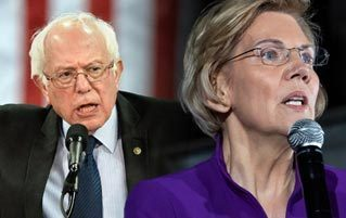 Here's Why Bernie Sanders And Elizabeth Warren Are Fighting