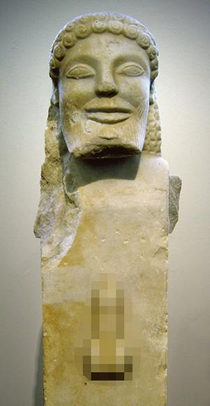 Грубые статуи, ставшие причиной падения демократии в Афинах