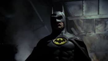 Except the bat symbol, which is like one big nipple when you think about it.