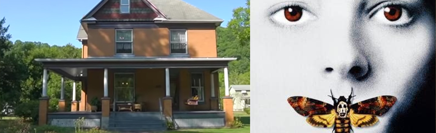 Buffalo Bill's Home From 'Silence of The Lambs' Is Transforming Into A B&B
