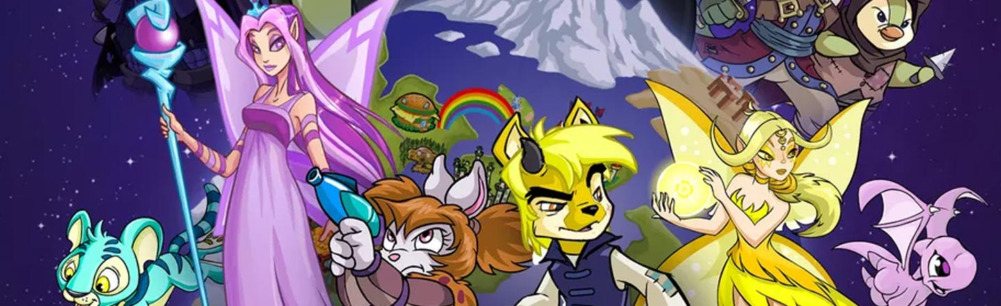 Yes, Neopets Is Getting An Animated Series (No, It's Not 2004 Again)