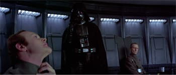 The Big Reason Why Darth Vader Is Actually A Crappy Villain