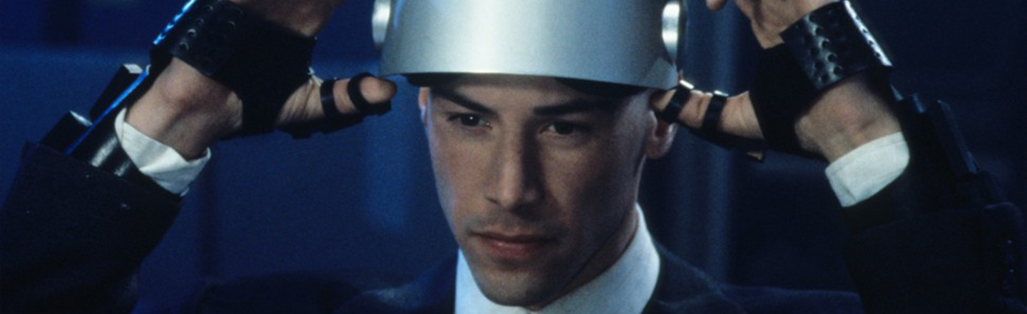Keanu Reeves' 'Johnny Mnemonic,' The Movie Everyone Crapped On, Was Actually Right