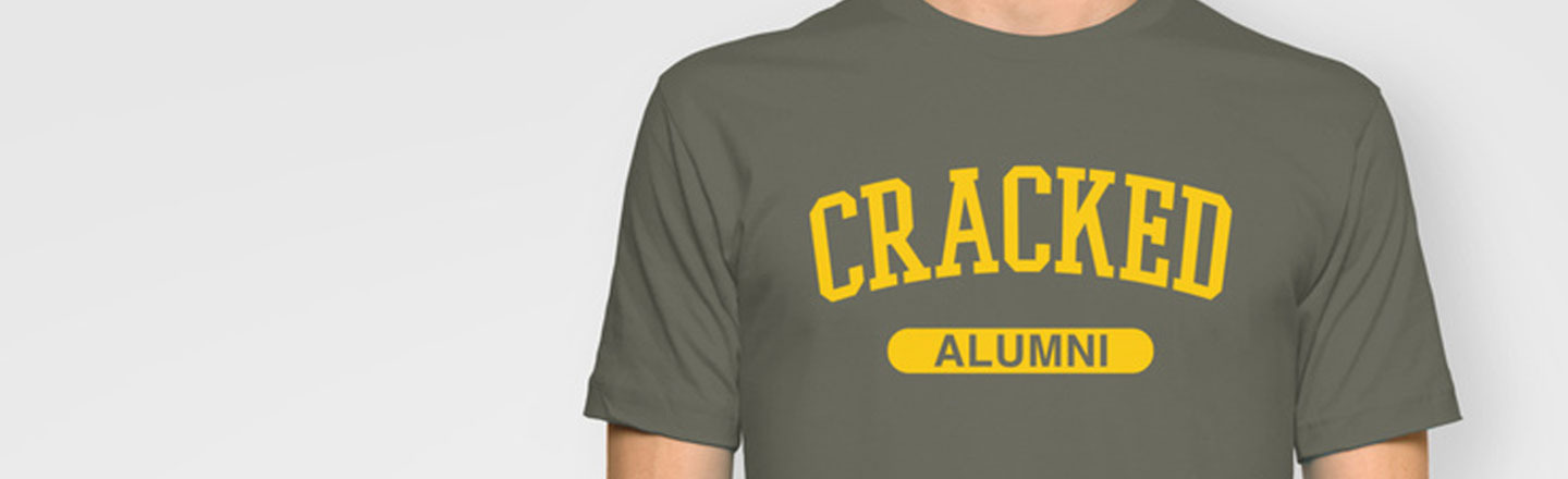 The Cracked Store Update: Sorry You're Going Back To School
