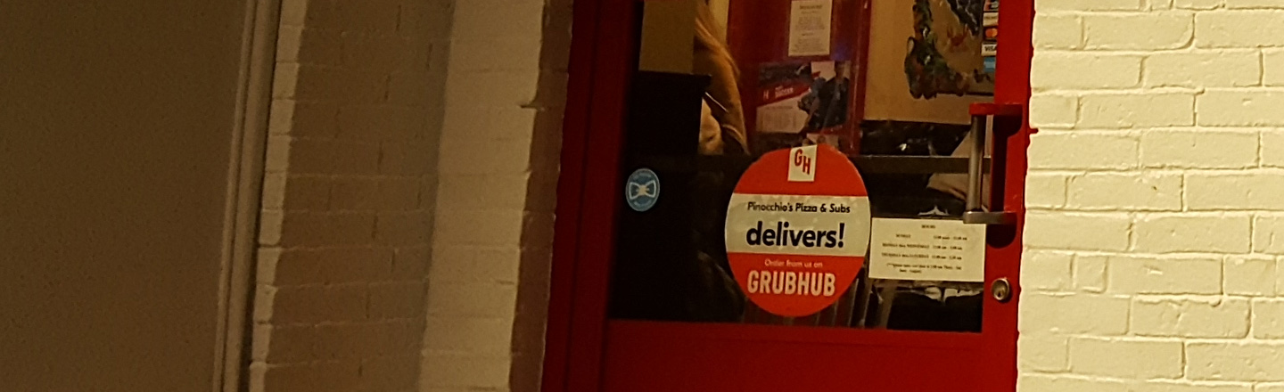 Grubhub's Playing The Long Game Against Dine-In