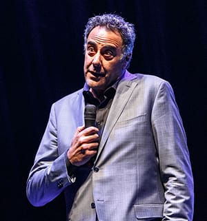 That's right, I said it.<br>-- the third-best comic at open mic night and/or Brad Garrett