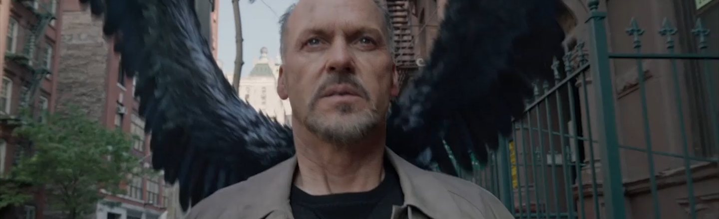 Why Michael Keaton Doesn't Realize 'Birdman' Is About Him