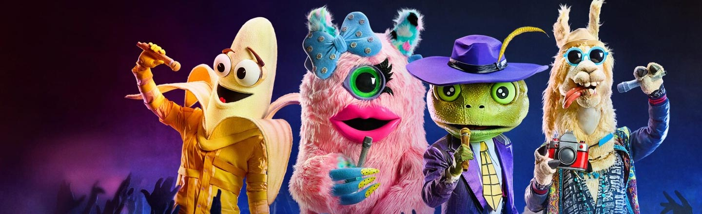 If Everybody On 'The Masked Singer' Is A Singer, Then Why Should We Care?