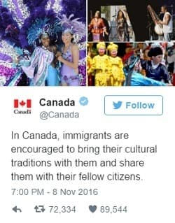 What Canada Thinks Of You Threatening To Move There