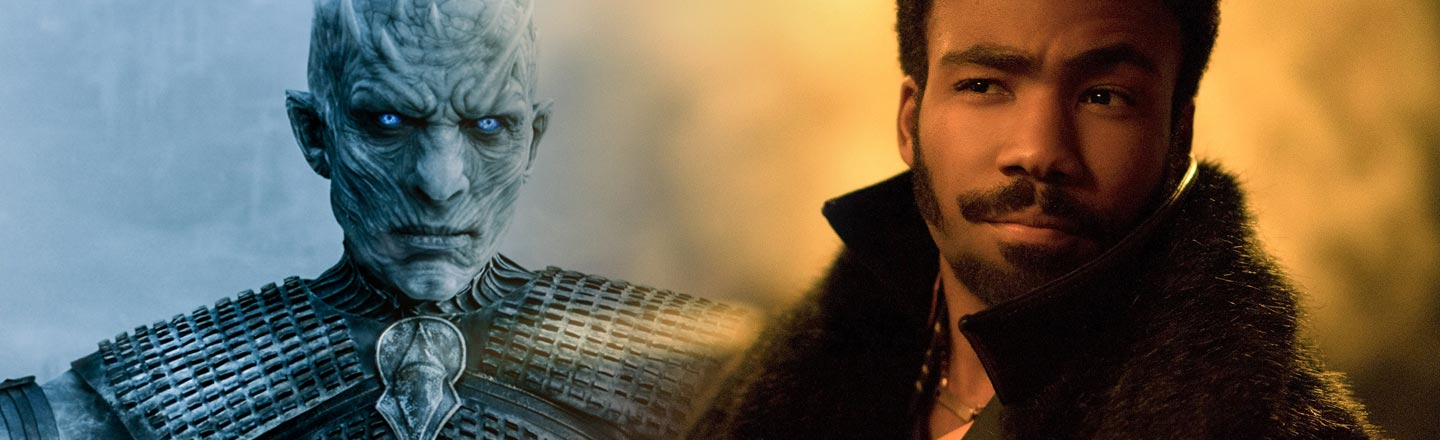 White Walkers, Willy Wonka, & Other Breaking Hollywood News