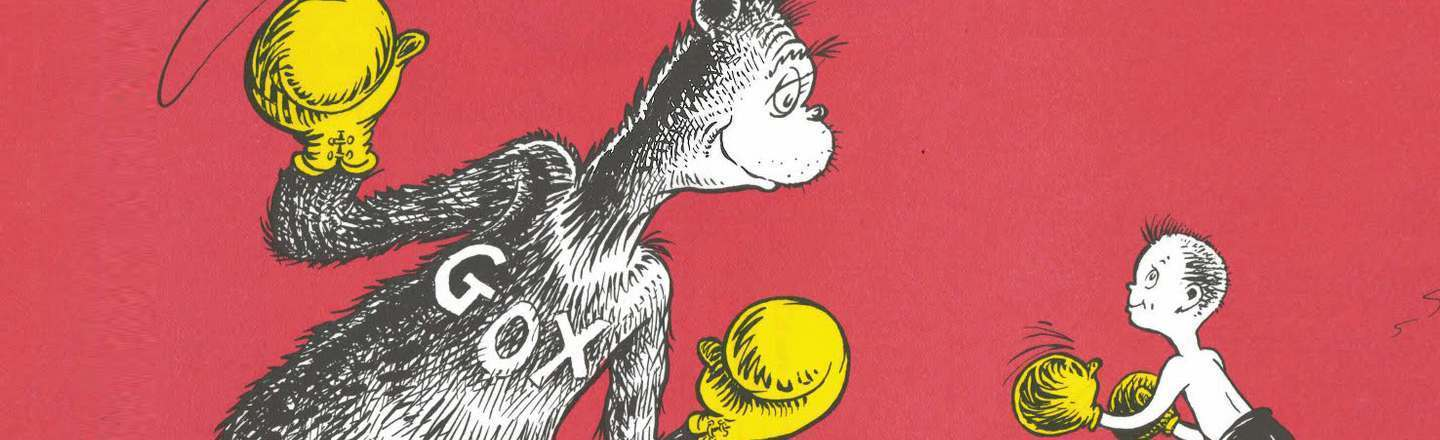 The Most Racist Thing You Read As A Kid (Was By Dr. Seuss)
