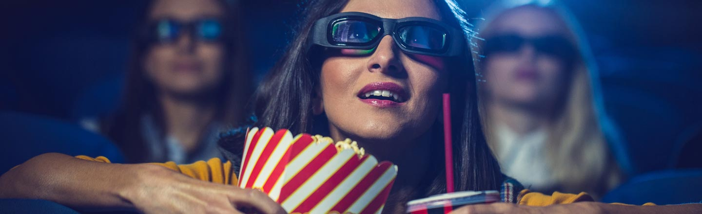 5 Cool Innovations That Might Make Movie Theaters Tolerable