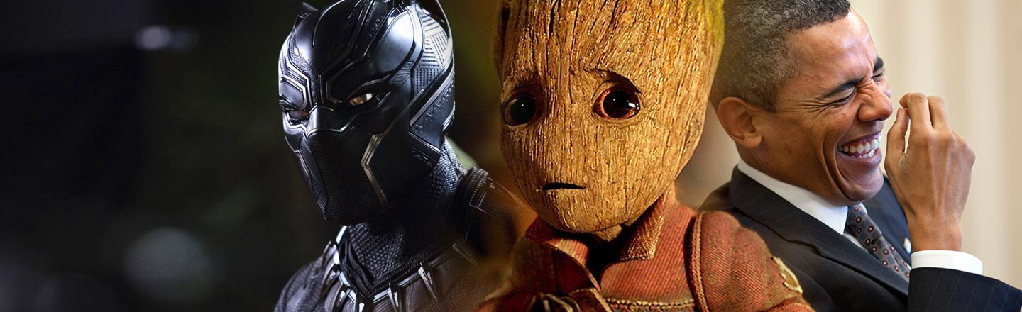 Baby Groot Isn't Groot, And Other Startling Hollywood News