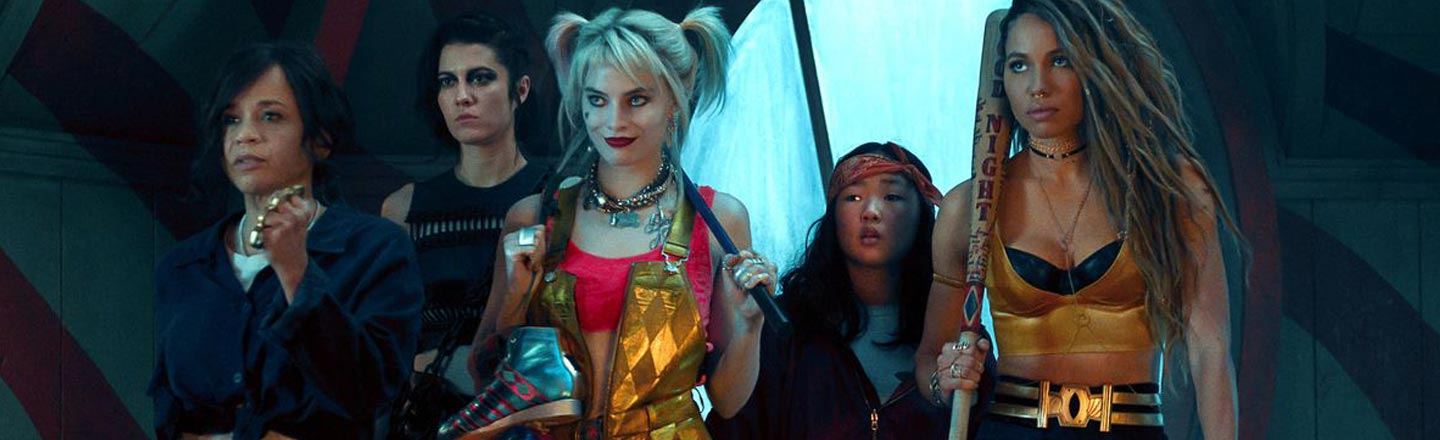 'Birds Of Prey' Got A Title Change Because Moviegoers Are Apparently Idiots