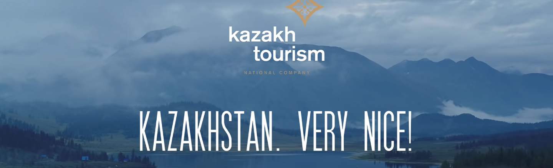 "Thanks, 'Borat': Kazakhstan Adopts ""Very Nice"" Tourism Slogan"