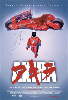 The Actual Live-Action Akira Script: Worse Than You Think