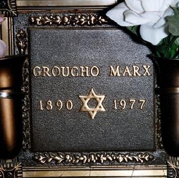 GROUCHO MARX 1890 1977