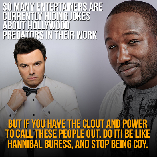 Dear Powerful Men In Hollywood, We're Listening