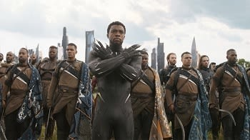 Wakanda Until It's Time For Tea, Cheerio!