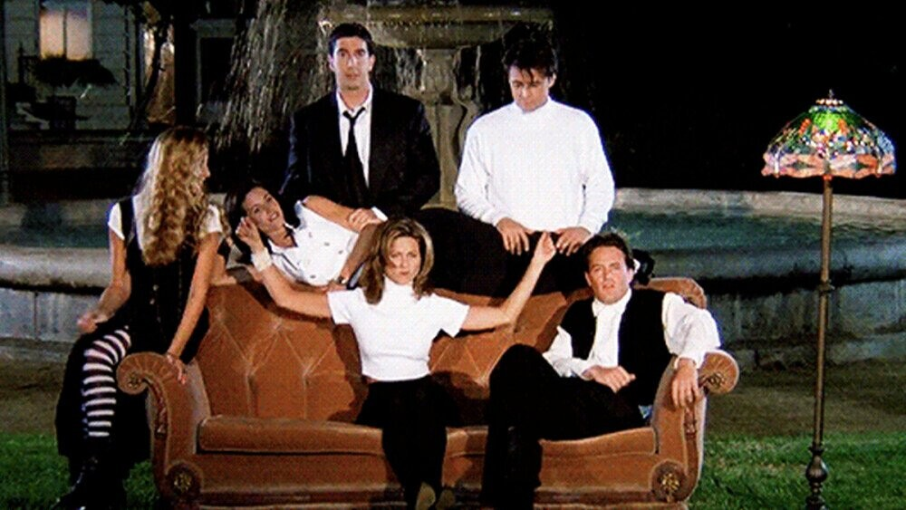 3 Things To Know About 'Friends' Upcoming Reunion