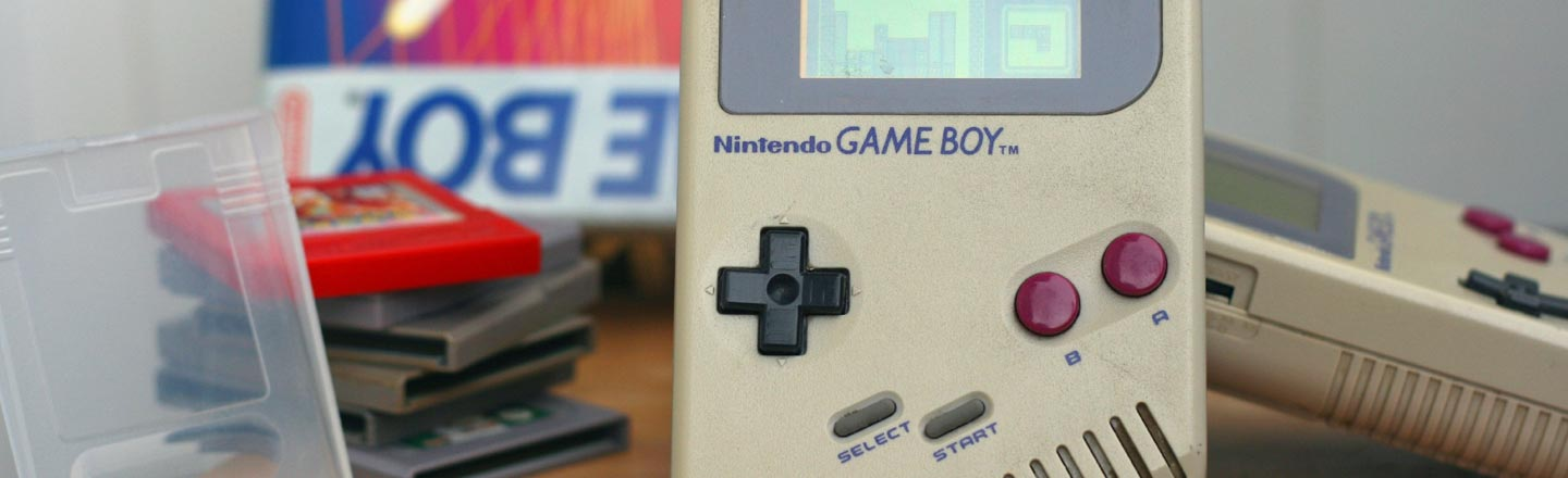 Nintendo Has a Warehouse of Old Game Boys Waiting To Be Ocean's 11'ed