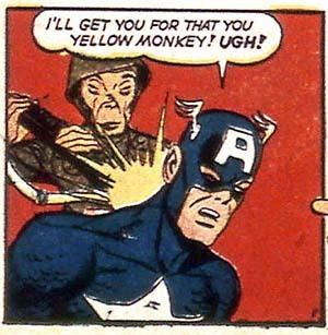 5 Shockingly Racist Scenes in Famous Superhero Comics