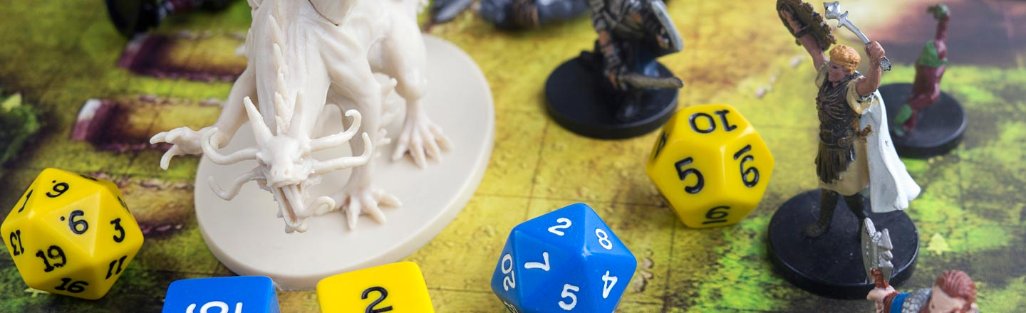 How To Get Into Tabletop Roleplaying Games In 4 Easy Steps
