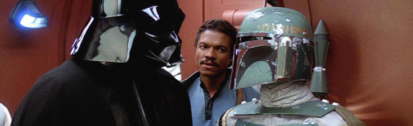 6 Star Wars Characters With Bonkers Backstories