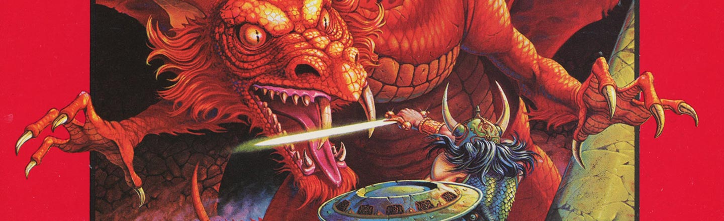 So, Hollywood's Making A New 'Dungeons And Dragons' Movie