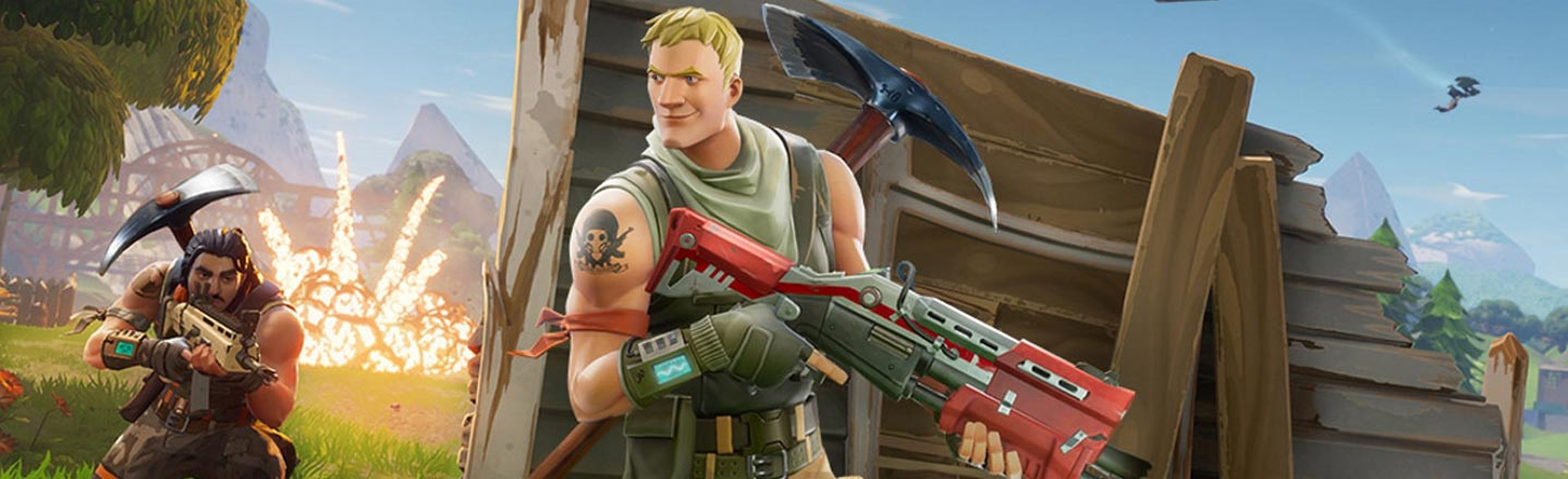 An 'Anonymous Millionaire' Wants To Make 'Fortnite' Real