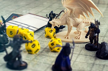 How To Get Into Tabletop Roleplaying Games In 4 Easy Steps - a tabletop game