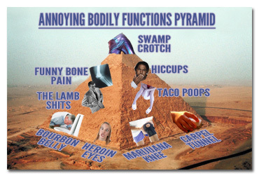 5 Insane Explanations for Stuff Your Body Does Every Day