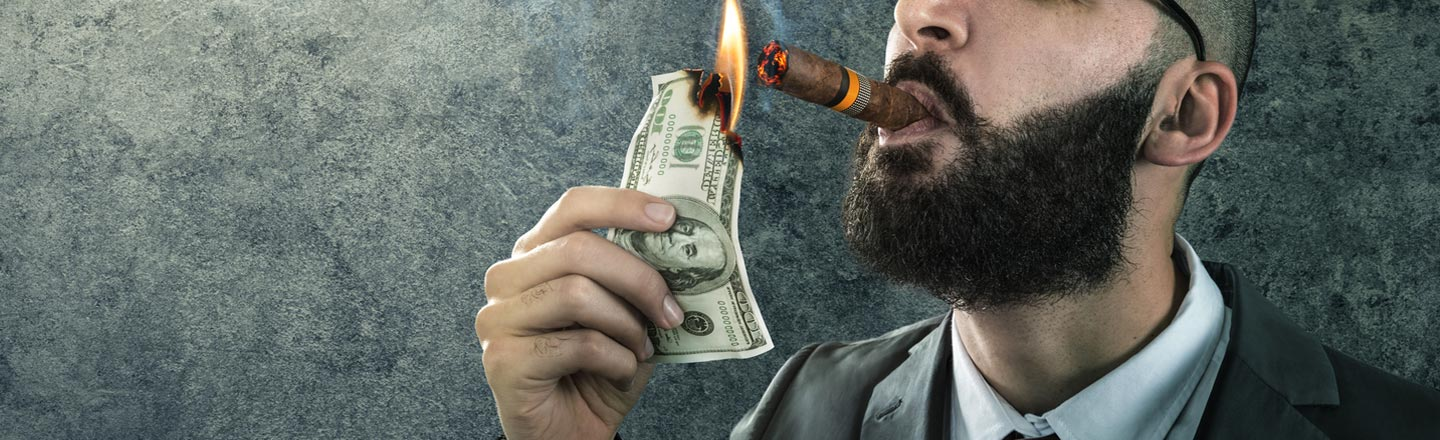 5 Extremely Stupid Things We Believe About Rich People