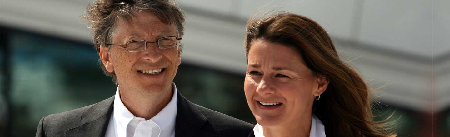 New Boogeyman For Conspiracy Loons: Bill Gates