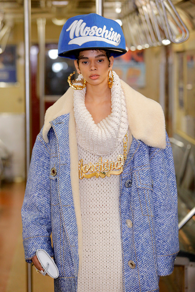 Gigantic Hats Are The Future Of Fashion, Apparently