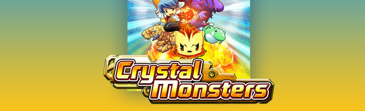 Happy 10th Anniversary To 'Crystal Monsters,' The Dumpster Fire 'Pokemon' Rip-Off