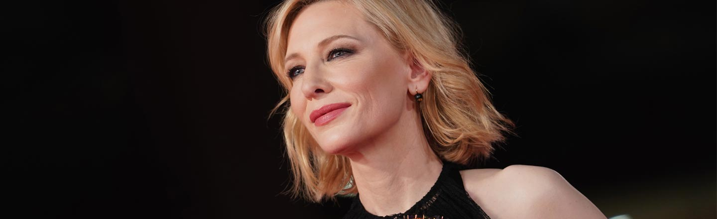 Cate Blanchett Is Secretly In All Of Your Favorite Movies