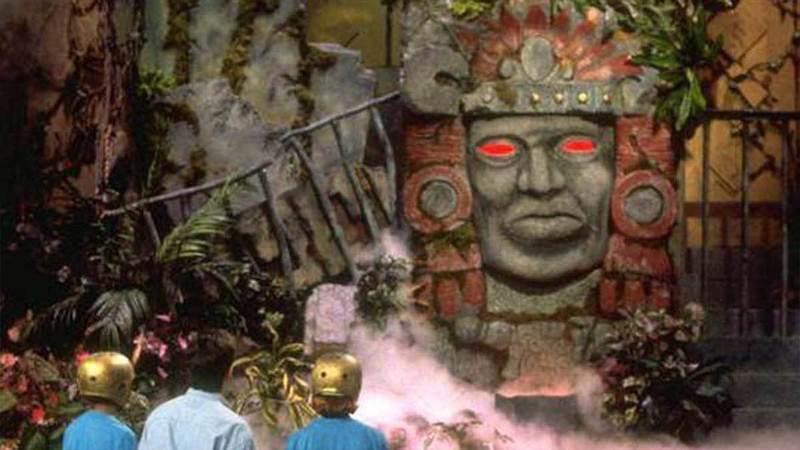 'Legends Of The Hidden Temple' Was Nightmare Fuel