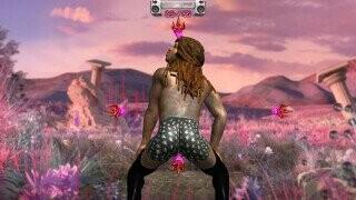 Lil Nas X Releases 'Twerk Hero' Game Where Players Shake His Digital Butt to The Satanic-Panic Sparking Single