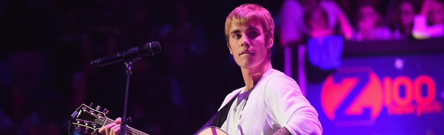 So, Justin Bieber Just Challenged Tom Cruise To An MMA Fight