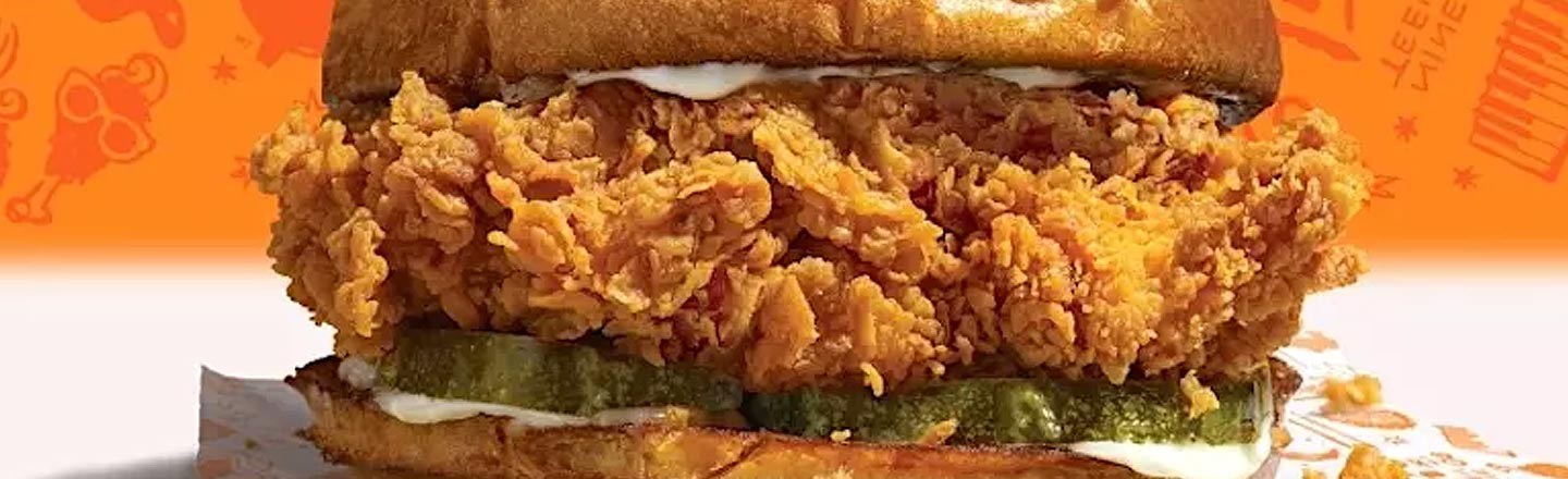 Popeyes Invites You To Make Your Own Damn Chicken Sandwich