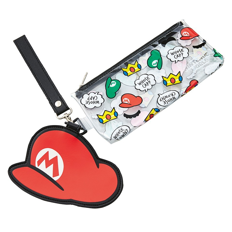 apan's Super Mario Theme Park Looks Adorable (But Needs More Waluigi) - a pencil case from Super Nintendo Land at Universal Studios Japan