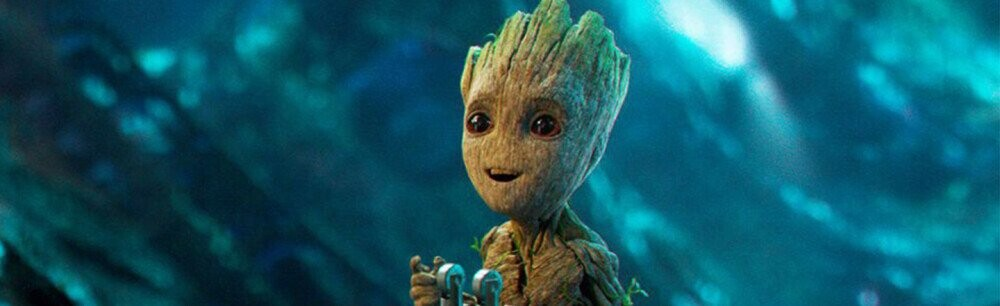 Baby Groot 'Drops Constant F-Bombs,' Guardians of the Galaxy Director Says