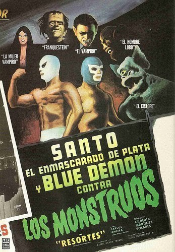 The 12 Best Moments from Mexico's Least Subtle Monster Movie