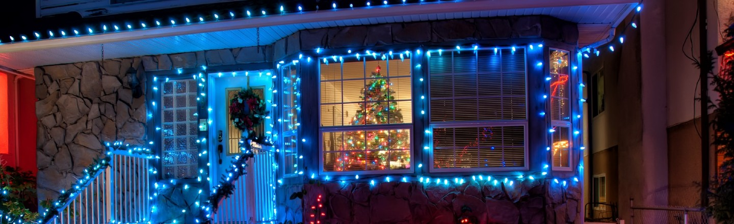 Thomas Edison Invented Christmas Lights as a Publicity Stunt