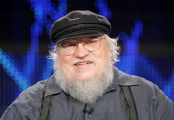 They were going to include George R.R. Martin, but were worried he wouldn't be able to finish writing in time.