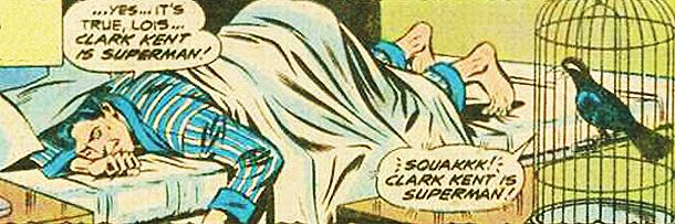 The 6 Stupidest Ways Superheroes Protected Secret Identities